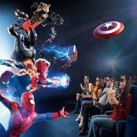 Madame Tussauds London - Standard Admission + Marvel 4d