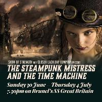The Steampunk Mistress and the Time Machine