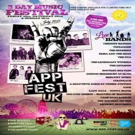 APP FEST UK 2021 - TEWKESBURY