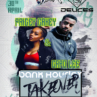 Deuces Bank Holiday Takeover with Capo Lee & Paigey Cakey Live!