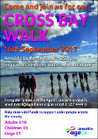 Cross Bay Walk 2017