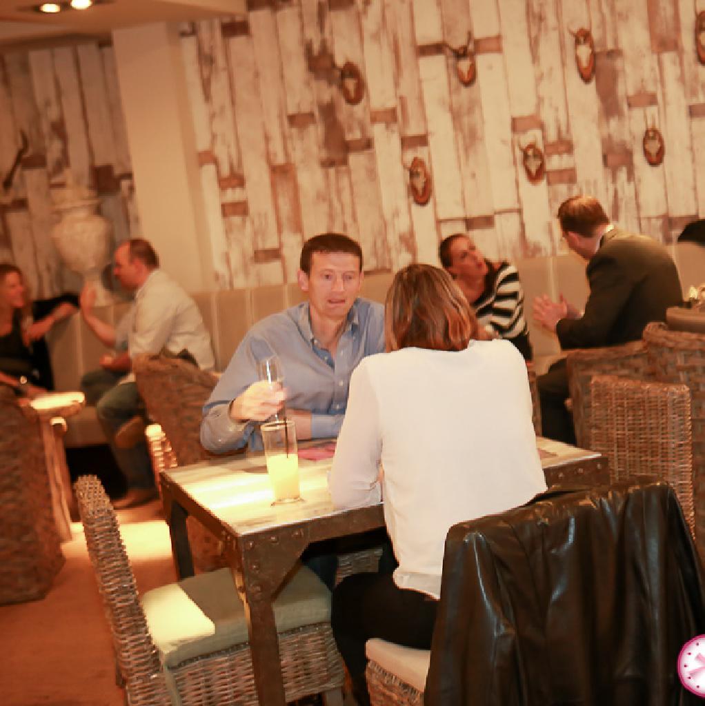 speed dating în london city)