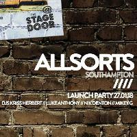 Allsorts Launch Party
