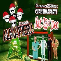 DreadnoughtRock Xmas Party with Alma Fiera