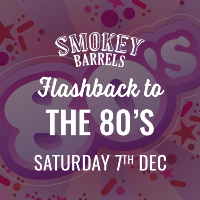 Festive Party Night with Flashback to the 80