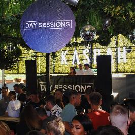 Day Sessions presents Patrick Topping