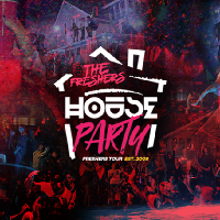 The Freshers House Party // Nottingham
