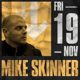 LOW Presents Mike Skinner