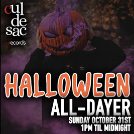 The Halloween All-Dayer