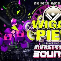 WIGAN PIER DJ's In Association With Ministry Of Bounce