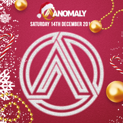 Anomaly Christmas Trance Party