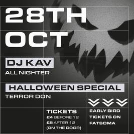 AfterDark Thursday   DJ KAV All-nighter  Halloween Special