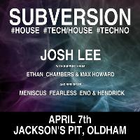 SUBVERSION_JOSH LEE