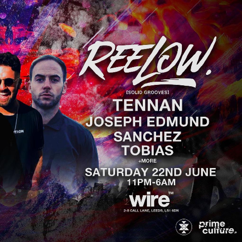 Wire Leeds Tickets | WIRE Leeds | Sat 22nd June 2019 Lineup