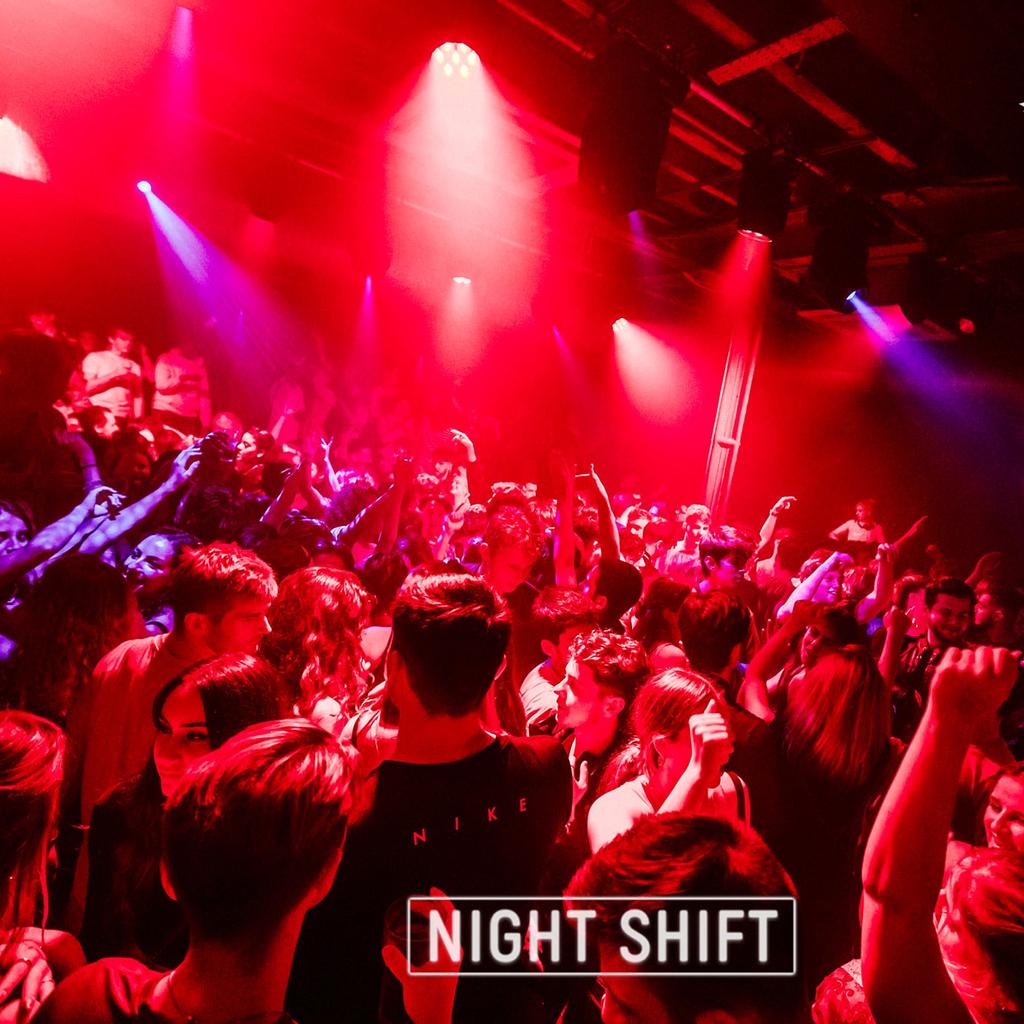 NIGHT SHIFT RAVE @ XOYO // Friday 15th Oct // Open till 4AM at XOYO