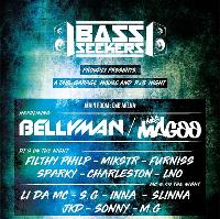 BASS SEEKERS PRESENTS THE OFFICIAL RIVER FEST AFTER PARTY 2018