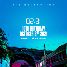 02.31 10th Birthday - Birmingham - (Come Together)