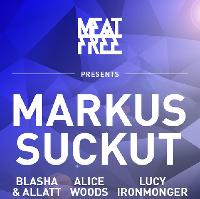 Meat Free w/ Markus Suckut - Fundraiser for MCR Attack