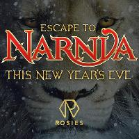 ESCAPE TO NARNIA NYE PARTY