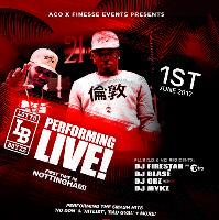 ACO x Finesse Events Presents Lotto Boyzz Live