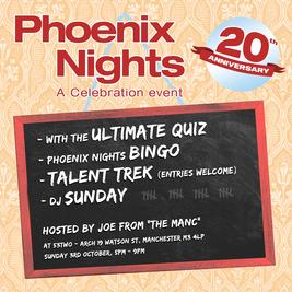 Phoenix Nights: A 20 Year Celebration