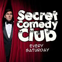 The Secret Comedy Club with Headliner Fin Taylor!