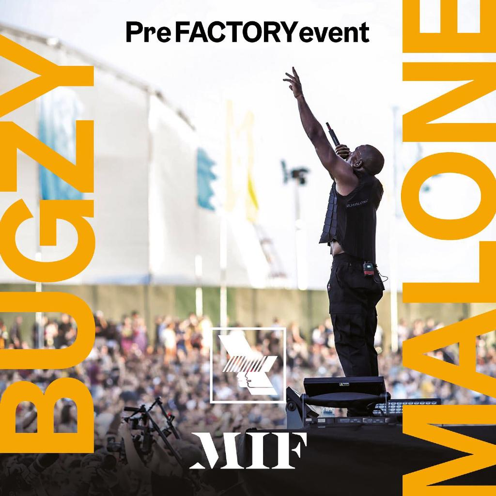 WHP x MIF Special Edition - Bugzy Malone Friday
