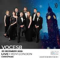 Live From London Christmas - VOCES8