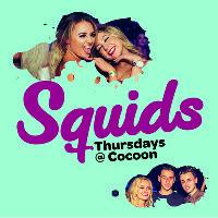 Squids | Sheffield Freshers Week
