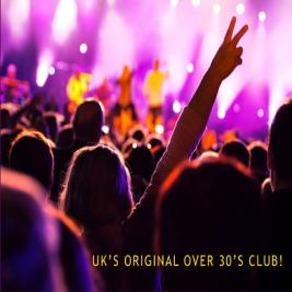 The Over 30's Club Classics Party Night