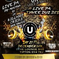 Urban Starz UK Label Party