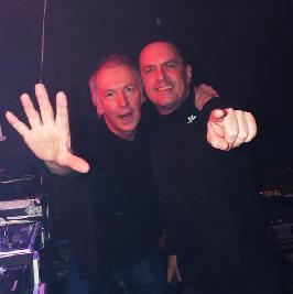 RESURRECTION with Clint Boon and Dave Sweetmore
