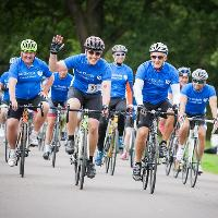 The Manchester 100 Bike Ride for The Christie