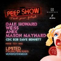 Peep Show - Launch Party