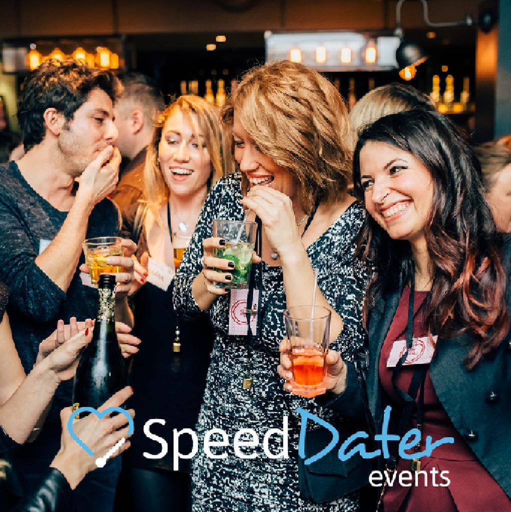 Cool speed dating events london