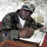 Killah Priest LIVE in Leicester
