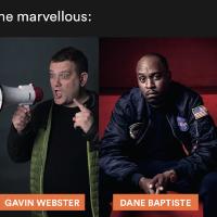 Dane Baptiste confirmed as headliner of Comedy Night