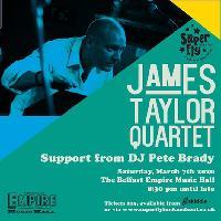 Superfly Funk & Soul Belfast presents The James Taylor Quartet