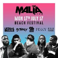Malia Live Festival: Lethal Bizzle,AJ Tracey,Fekky,Kojo Funds