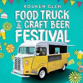 Rouken Glen Food Truck & Craft Beer Festival Tickets | Rouken Glen Park Glasgow  | Sat 25th July 2020 Lineup