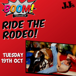 BOOM! Ride The Rodeo