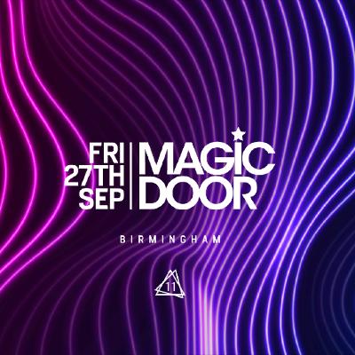 Magic Door - Fri 27th Sept - Lab11