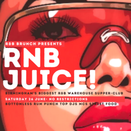 RNB Juice - Supper Club Opening Party