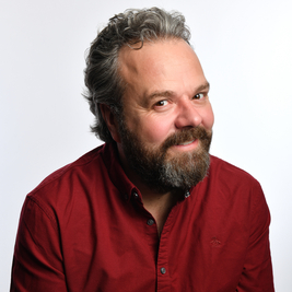 Comedy with Hal Cruttenden