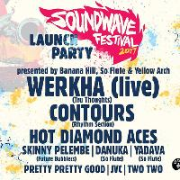 Banana Hill x So Flute x Yellow Arch Soundwave Launch Party
