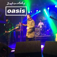 Definitely Oasis Friday Christmas Show Glasgow