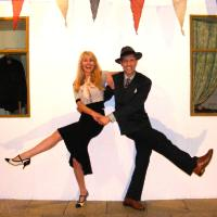 Jive, Lindy Hop, Rock n Roll and Swing Vintage Dance Class.