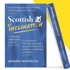 Scottish by Inclination: Official launch with Barbara Henderson