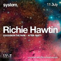 system. presents Cocoon In The Park - After-Party
