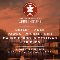 Solidgrooves 'Summer Solstice' Part 2 Canal side party